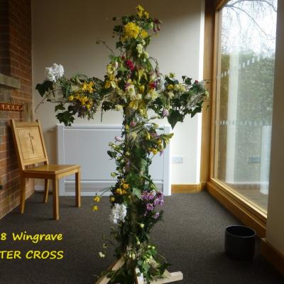 2018 Easter Cross