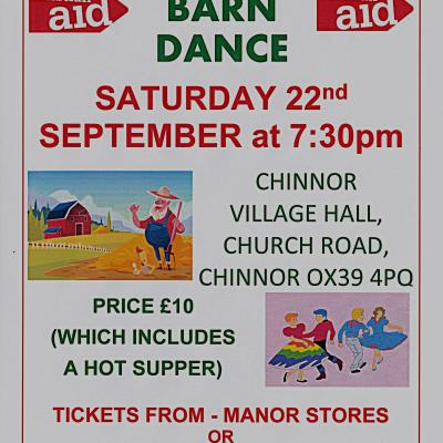 Chinnor Barn Dance 2018
