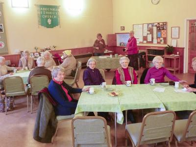 Haddenham Coffee Morning