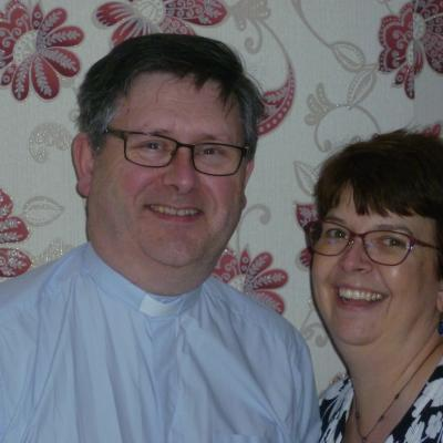 Rev Atkinson & Louise